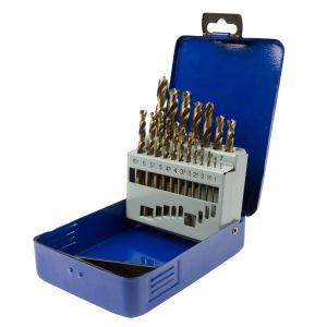 19pc HSS Metal Set Cobalt