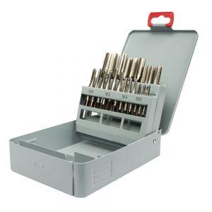21pc Metal Hand Tap Set