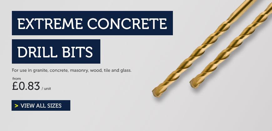 Extreme Concrete Drills