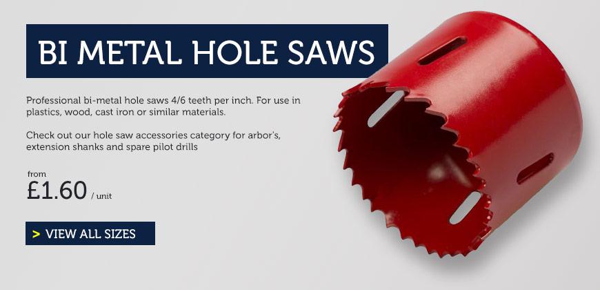 Bi Metal Hole Saws