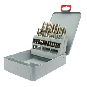 21pc Metal Hand Tap Set