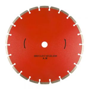 Diamond Cutting Discs for Asphalt