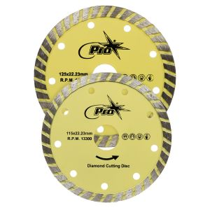 Diamond Cutting Discs for concrete/brick