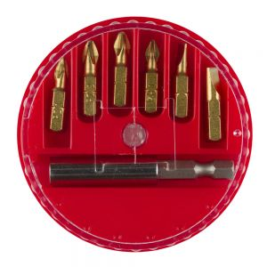7pc Insert Bit Set