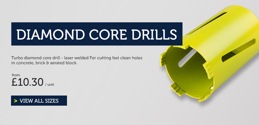 Diamond Core Drills