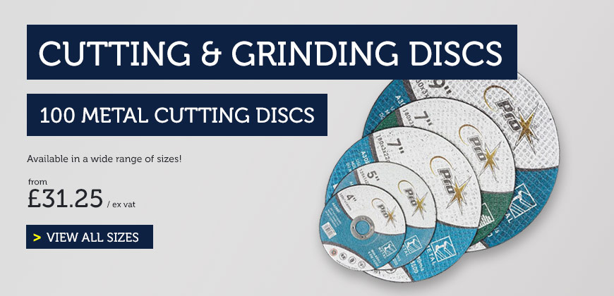 Cutting & Grinding Discs